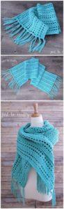 Crochet Shawl Pattern (50)