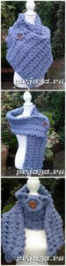 Crochet Shawl Pattern (51)