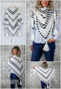 Crochet Shawl Pattern (56)