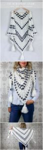 Crochet Shawl Pattern (57)