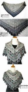 Crochet Shawl Pattern (6)