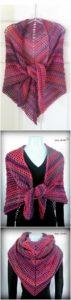 Crochet Shawl Pattern (60)