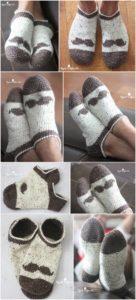 Crochet Slipper Pattern (27)
