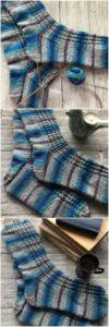 Crochet Slipper Pattern (31)