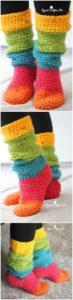 Crochet Slipper Pattern (51)