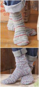 Crochet Slipper Pattern (65)