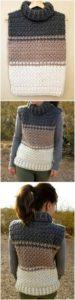 Crochet Sweater Pattern (1)