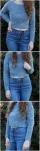 Crochet Sweater Pattern (11)