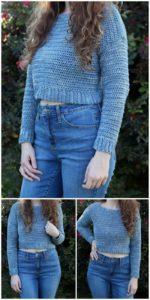 Crochet Sweater Pattern (12)
