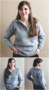 Crochet Sweater Pattern (18)