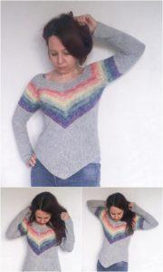 Crochet Sweater Pattern (23)