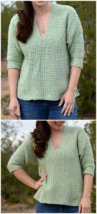 Crochet Sweater Pattern (30)