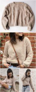 Crochet Sweater Pattern (31)