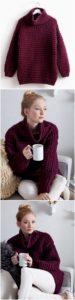 Crochet Sweater Pattern (39)
