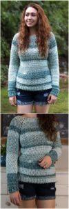 Crochet Sweater Pattern (4)