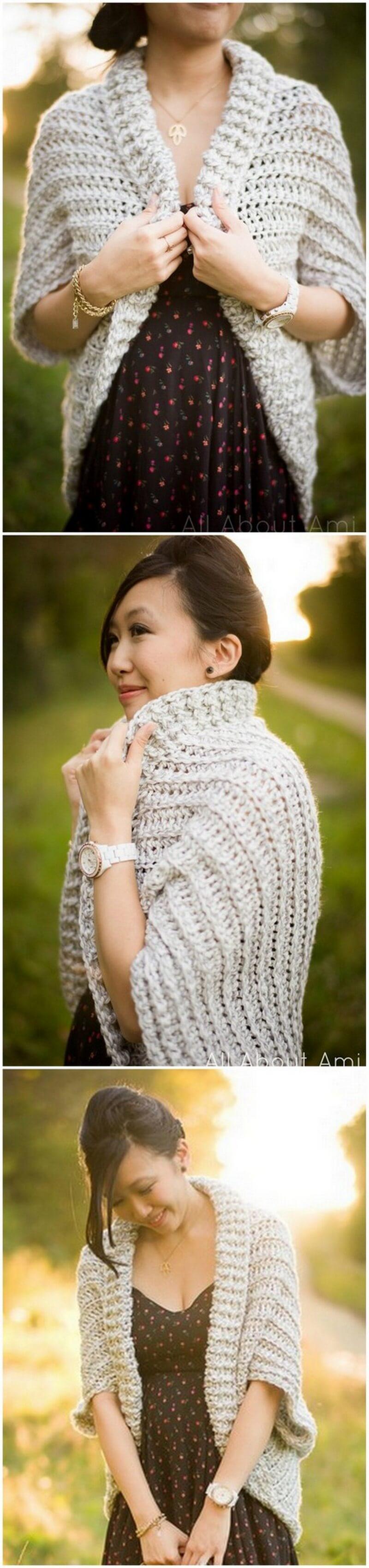 Crochet Sweater Pattern (43)