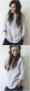 Crochet Sweater Pattern (49)
