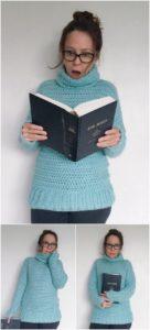 Crochet Sweater Pattern (55)