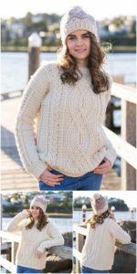 Crochet Sweater Pattern (7)