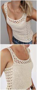 Crochet Top Pattern (30)
