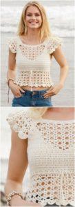 Crochet Top Pattern (70)