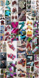 Easy Cozy Crochet Gloves Free Patterns