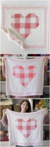 Easy Crochet Blanket Pattern (12)