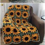 Easy Crochet Blanket Pattern (18)