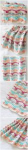 Easy Crochet Blanket Pattern (22)