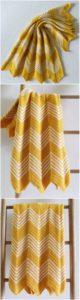 Easy Crochet Blanket Pattern (24)