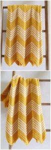 Easy Crochet Blanket Pattern (25)