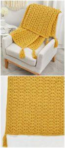 Easy Crochet Blanket Pattern (26)
