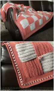 Easy Crochet Blanket Pattern (27)