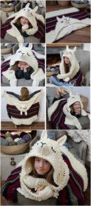 Easy Crochet Blanket Pattern (33)