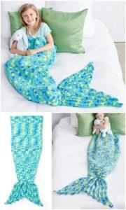 Easy Crochet Blanket Pattern (50)