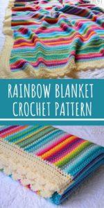 Easy Crochet Blanket Pattern (58)