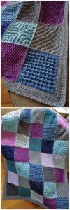 Easy Crochet Blanket Pattern (8)