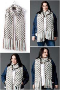 Easy Crochet Scarf Pattern (11)