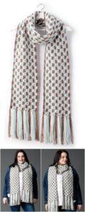 Easy Crochet Scarf Pattern (12)