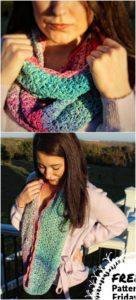 Easy Crochet Scarf Pattern (15)