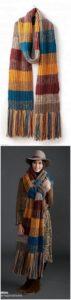 Easy Crochet Scarf Pattern (18)