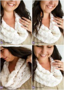 Easy Crochet Scarf Pattern (2)