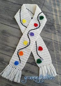 Easy Crochet Scarf Pattern (26)