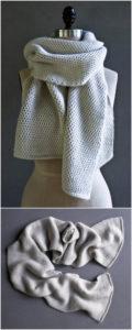Easy Crochet Scarf Pattern (31)