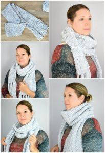 Easy Crochet Scarf Pattern (37)