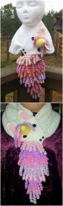 Easy Crochet Scarf Pattern (42)