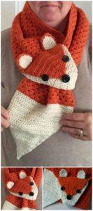 Easy Crochet Scarf Pattern (43)