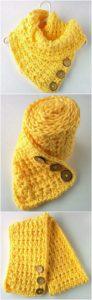 Easy Crochet Scarf Pattern (46)