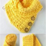 Easy Crochet Scarf Pattern (47)