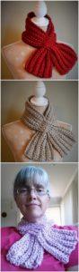 Easy Crochet Scarf Pattern (50)